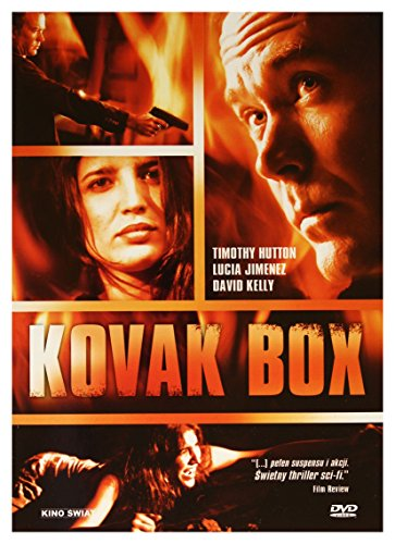 Kovak Box, The [DVD] [Region 2] (IMPORT) (Keine deutsche Version)