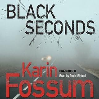Black Seconds cover art