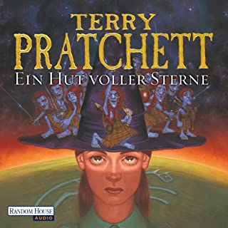 Ein Hut voller Sterne. Ein Märchen von der Scheibenwelt     Tiffany Weh 2              Autor:                                                                                                                                 Terry Pratchett                               Sprecher:                                                                                                                                 Michael-Che Koch                      Spieldauer: 10 Std. und 7 Min.     485 Bewertungen     Gesamt 4,8