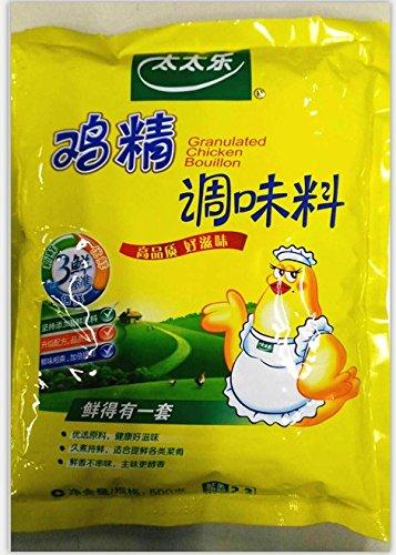 太太楽 丸鶏ガラスープ(原味鶏精) チキンパウダー500g/袋詰 中国産業務用