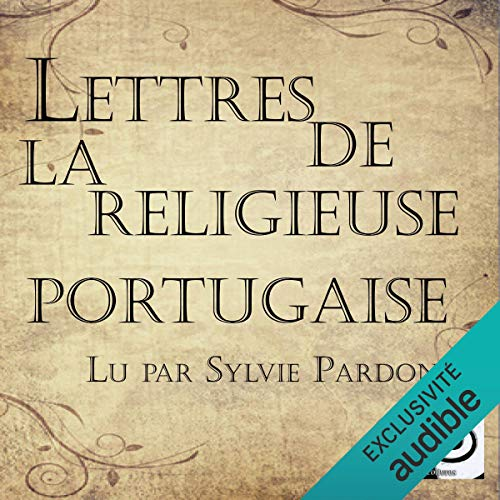 Lettres de la religieuse portugaise  By  cover art