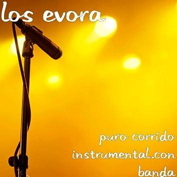 Puro Corrido Instrumental.Con Banda