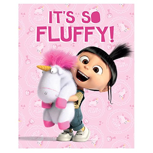 MINIONS It's so Fluffy! Poster Mehrfarbig