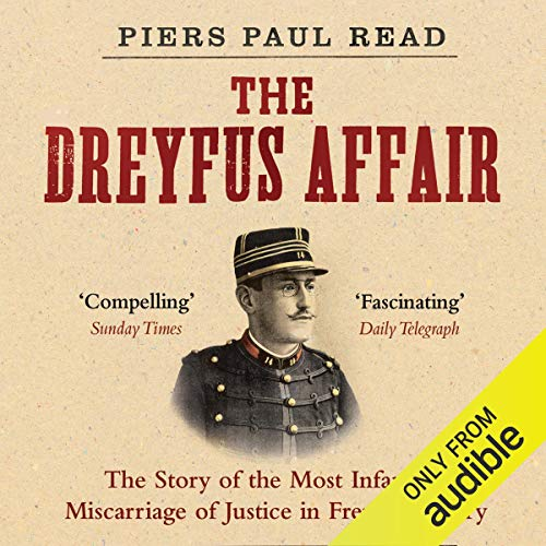 Couverture de The Dreyfus Affair