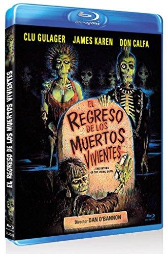 El Regreso de los Muertos Vivientes [Blu-ray]