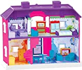 Funspot House My Country Dollhouse with Furniture -Pack of 24 Pc