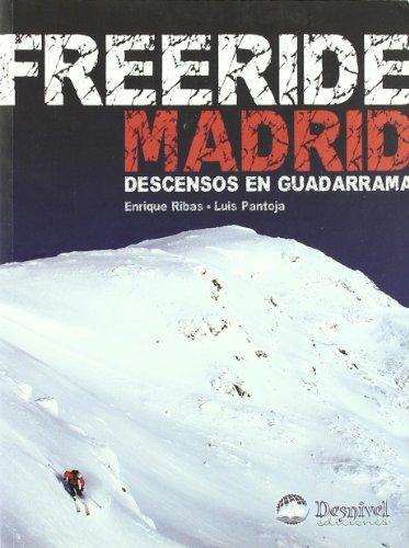 Freeride Madrid - descensos en guadarrama (Guias Esqui (desnivel))