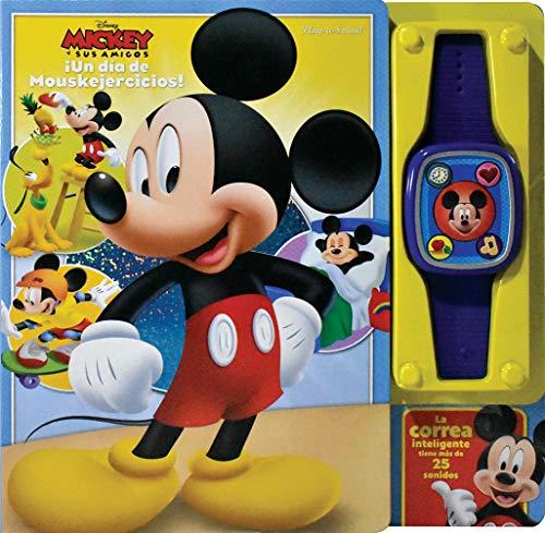 Un día de Mouse ejercicios! La pulsera inteligente de Mickey: OFERTAS ENERO 2020 (SMART BAND)