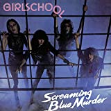 Girlschool: Screaming Blue Murder (Audio CD (Digipack))
