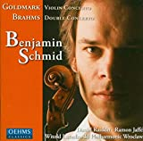 Violin Concerto/Double Concerto - Schmid