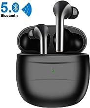True Wireless Earbuds TWS Bluetooth Headphones in-Ear...