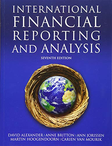 Alexander, D:  International Financial Reporting and Analysi