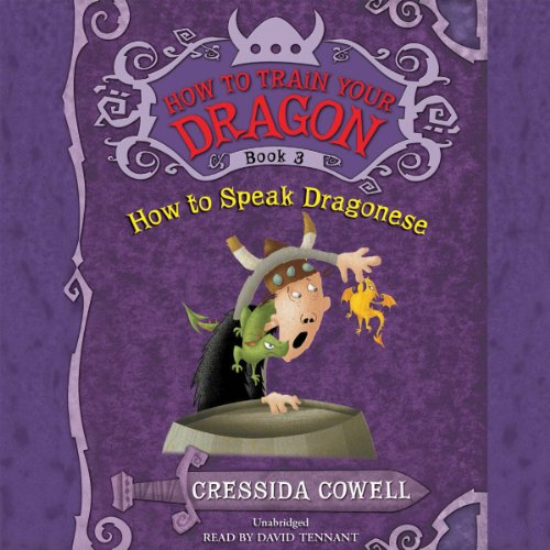 How to Train Your Dragon: How to Speak Dragonese audiobook cover art