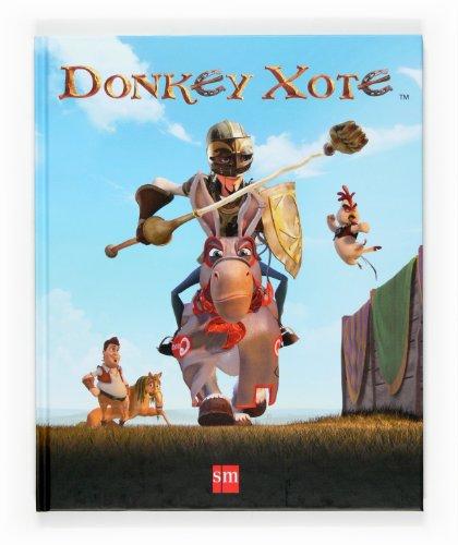 Donkey Xote. Album pequeño
