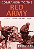 Companion to the Red Army 1939-45 (English Edition)