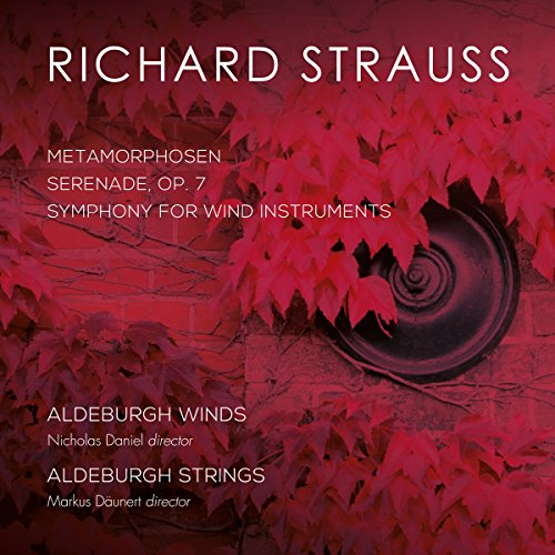 Richard Strauss: Metamorphosen; Symphony for Wind Instruments