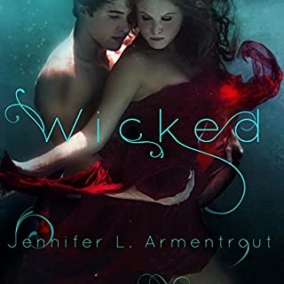 Wicked     A Wicked Saga, Book 1              By:                                                                                                                                 Jennifer L. Armentrout                               Narrated by:                                                                                                                                 Amy Landon                      Length: 11 hrs and 44 mins     1,208 ratings     Overall 4.4