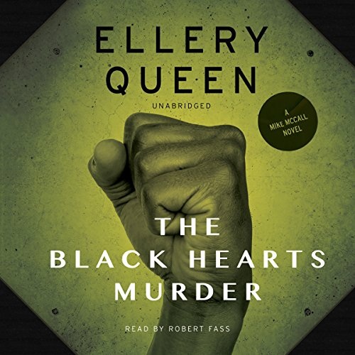 The Black Hearts Murder  Audiolibri