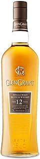 Glen Grant 12 Years Old Single Malt Scotch Whisky 1 x 1 l