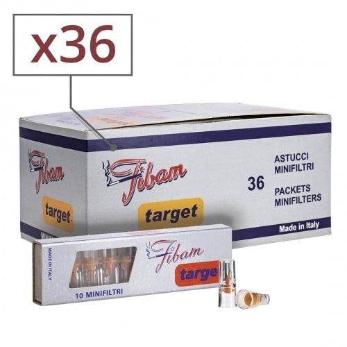 None filtres fibam Target x 36 boites