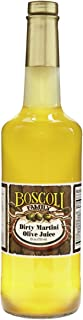 Boscoli Family Dirty Martini Olive Juice, 25 oz.