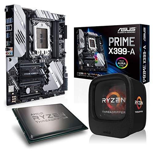 Memory PC Aufrüst-Kit Bundle AMD Ryzen Threadripper 1950X 16x 3.40 GHz, 32GB DDR4, ASUS Prime X399-A, Noctua NH-U14S TR4-SP3 Kühler, komplett fertig montiert.