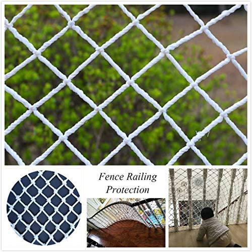Outdoor voetbal veld hek preventie net voor kind, kind veiligheid Net, outdoor decoratie net balkon trap raam plafond ophanging brug tuin hek schommel zwembad net klimmen net 1 m 2 m 3 m 4 m Constructi