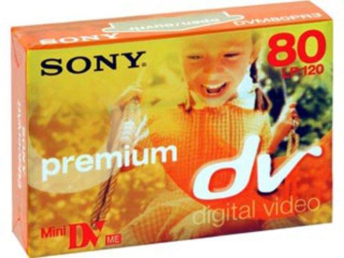 Sony DVM80PR Mini-DV Videokassette (80min)