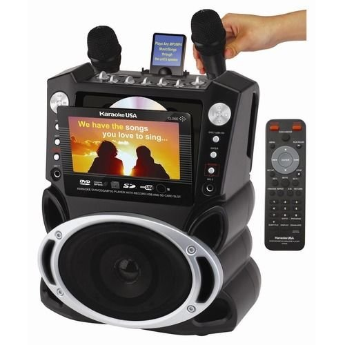 Why Should You Buy New Home Karaoke System Karaoke USA Gf829 Dvd/cd+g/mp3+g W/7tft Colored Screen