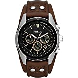 Fossil Men's Coachman Quartz S...