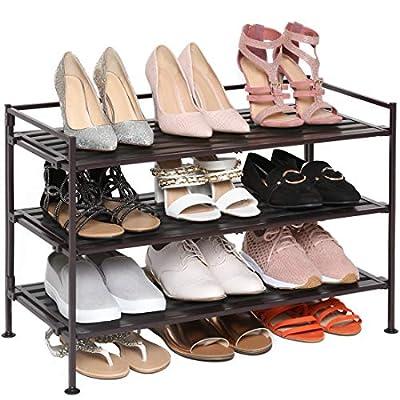 shoe rack for laundry room