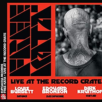 Live at the Record Crate (Redux)