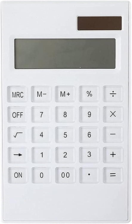 ZMKM Calculators Office Quantity limited Desktop Electronic Dual 5 ☆ very popular Calculator Power