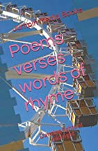Poems verses words of rhyme: Dancing lights at midnight