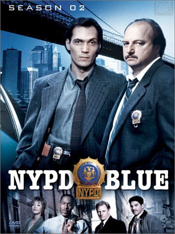 NYPD Blue - Season 2 (6 DVDs)