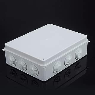Sunnyglade Plastic Waterproof Dustproof Junction Box DIY Case Enclosure (10