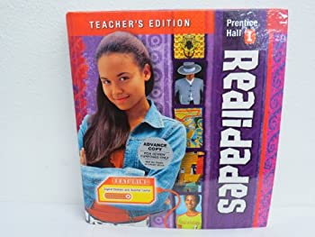 Prentice Hall Realidades 1, Teacher's Edition 0133691780 Book Cover