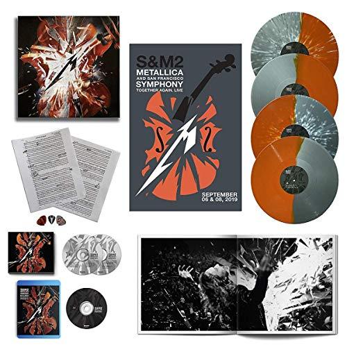 S&M2 (Deluxe Boxset) [Vinyl LP]