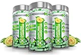 Biopharm-X x3 Garcinia Cambogia Diet Pills : All Natural Appetite Suppressant & Weight Loss Pills (180 Capsules | 3 Month Supply)