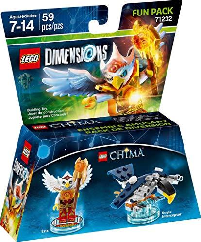 LEGO Dimensions Eris Fun Pack 59pieza(s) Juego de construcción - Juegos de construcción (7 año(s), 59 Pieza(s), 14 año(s))