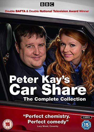 Peter Kays Car Share - The Complete Collection (3 Dvd) [Edizione: Regno Unito] [Reino Unido] 2 Discos [Reino Unido]