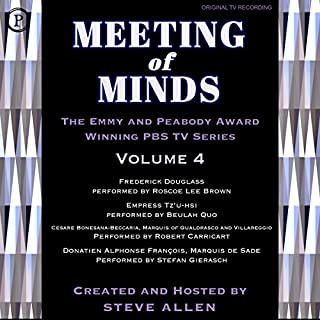 Meeting of Minds, Volume IV audiobook cover art