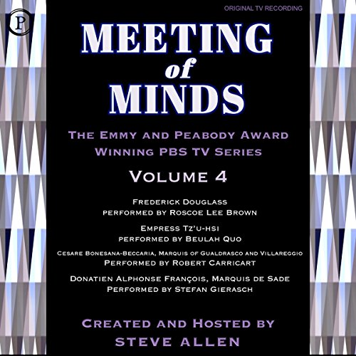 Meeting of Minds, Volume IV Titelbild