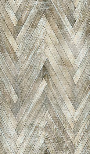 Fototapete Holzoptik Braun - Vlies, Holzpaneelen, Holzbalken - für Schlafzimmer, Wohnzimmer, Küche - Made in Germany - Neu - 2,70m x 1,59m - 47247