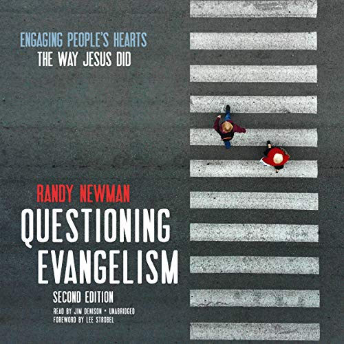 Questioning Evangelism, Second Edition cover art
