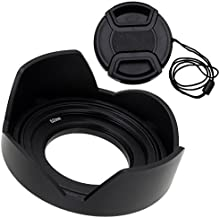 NEX-7K A7S NEX-6 A5000 A58 A77 A7II 55-210mm NEX-5T A99 49mm Soft Rubber Lens Hood For Sony Alpha SLT-A33 A7 a5100 A55 A3000 20 NEX-F3 Which Has Any Of These Sony Lenses 18-55mm DT E-mount A7R NEX-3N 16mm f//2.8 A65 DSLR330L A6000 A35