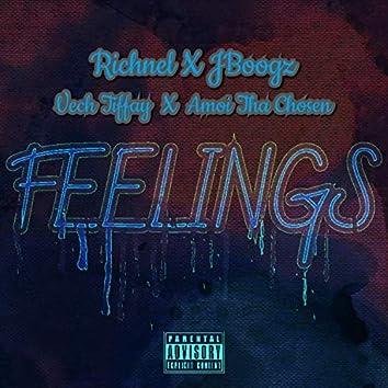 Feelings (feat. Jboogz, Vech Tiffay & Amigh Tha Chosen)
