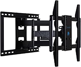 TV Stand Indoor Articulated Arm HDTV Telescopic Rotating Wall Mount LCD TV Full Dynamic Bracket VESA Up to 400 * 400mm (Co...