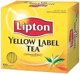 Lipton Yellow Label Tea Bags-100's