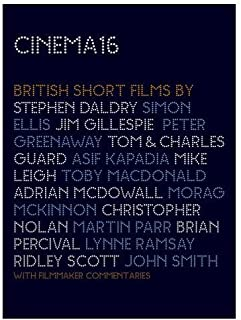 British Short Films Collection: Cinema 16 [PAL] by Peter Greenaway